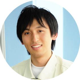 精密機器本部 新栃木工場 技術課(2012年入社)