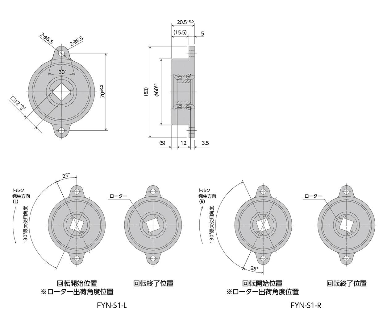 FYN-S1シリーズ
