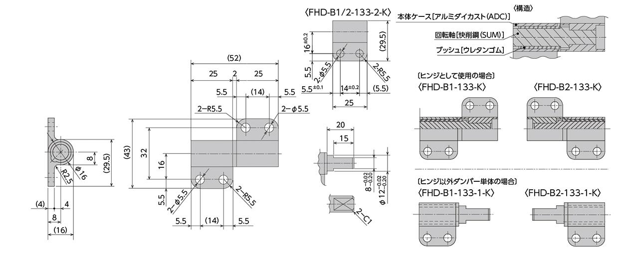FHD-B1/B2シリーズ