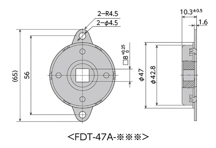 FDT/FDN-47シリーズ