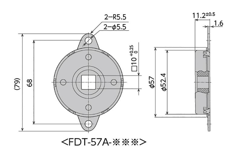 FDT/FDN-57シリーズ
