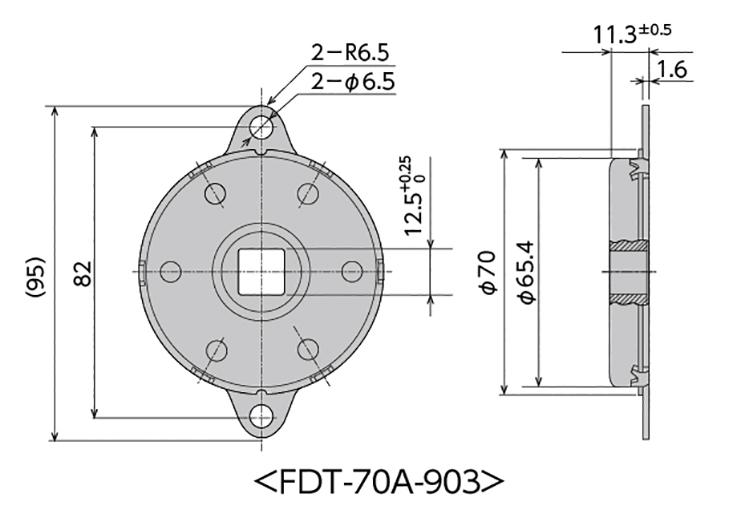 FDT/FDN-70シリーズ