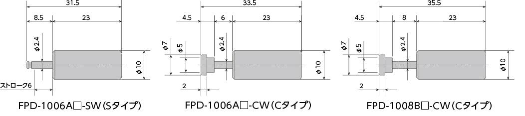 FPD-1008シリーズ