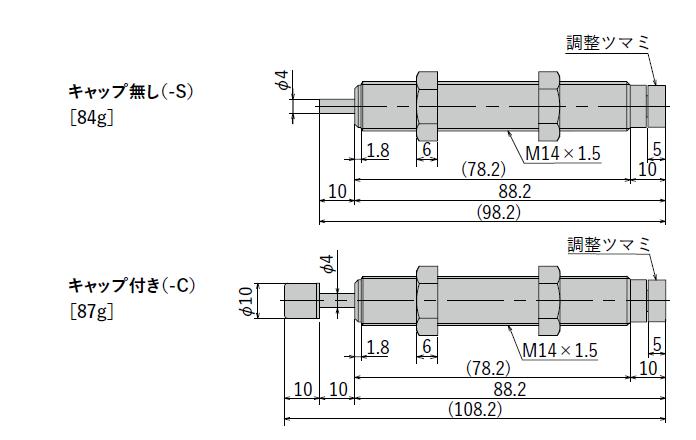 FA-F1410RB-*(耐クーラント仕様)