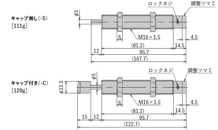 FWM-F1612XBD-*(耐クーラント仕様)