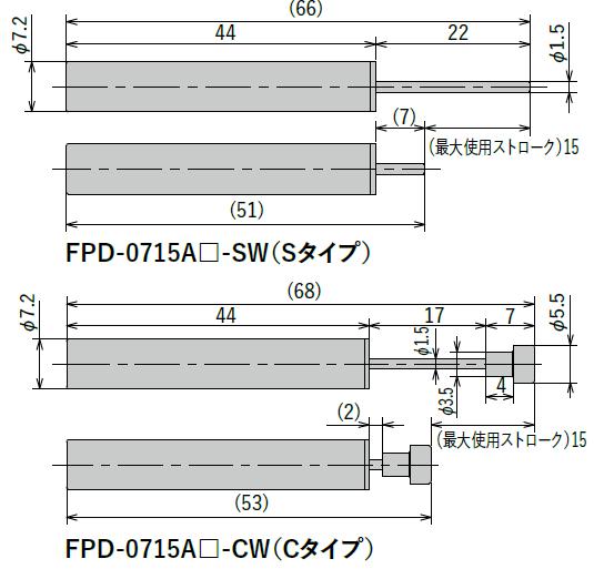 FPD-0715シリーズ