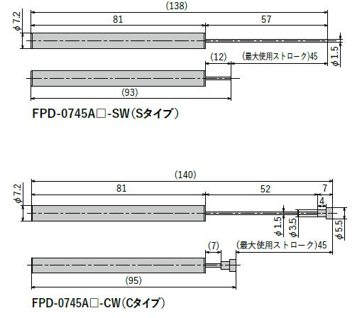 FPD-0745シリーズ