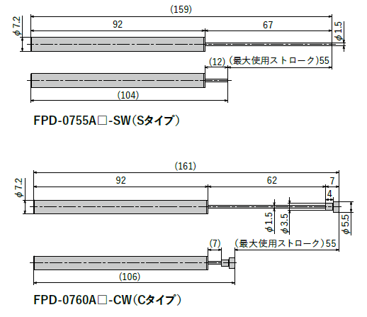 FPD-0755シリーズ