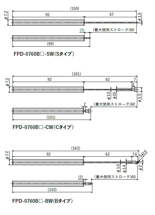 FPD-0760シリーズ