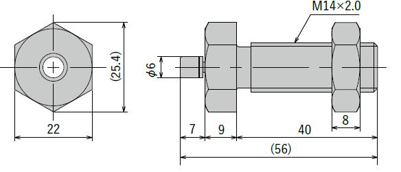 FSB-1407-C(ストッパーボルト)