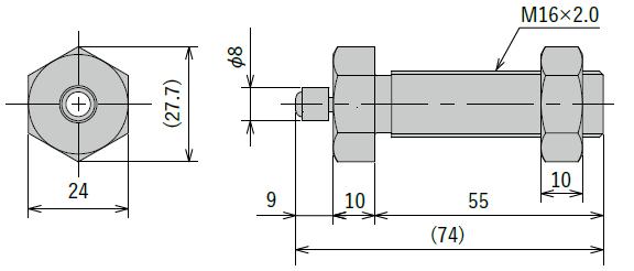 FSB-1609-C(ストッパーボルト)